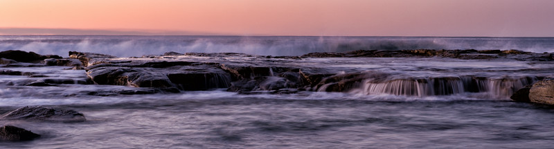 The Overflowing Rock Pools