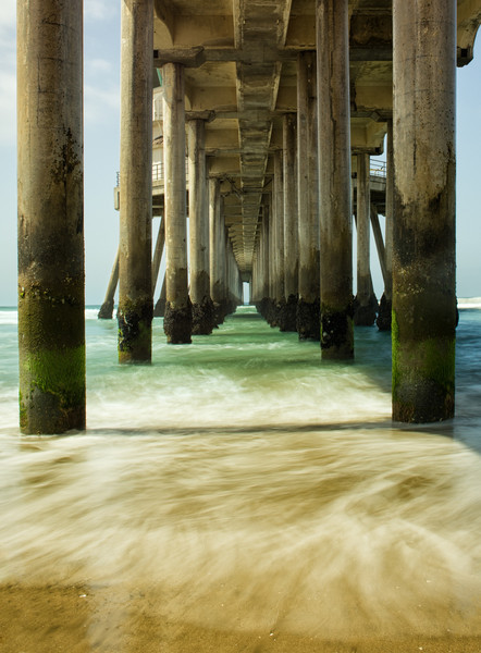 The Not-So-Dark Underbelly of Huntington Beach Pier