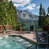Emerald Lake, Emerald Hot Tub